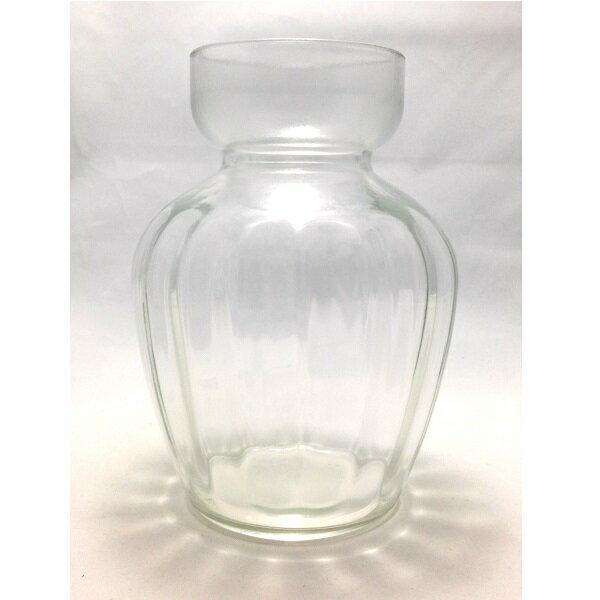 フロンティアガラス ヒヤシンスガラスポット 1球用 クリアー