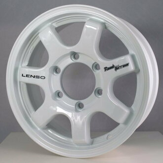 200 派系海狮 lenso RT7 (白色) JWLT 规范 6 Jx 15 + 33