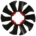 GP SPORTS MEGATECH COOLING FAN シルビア 180SX PS13 RPS13 S14 S15 SR20エンジン搭載車 【車検対応】【加工不要 ボ…