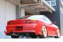 GP SPORTS EXAS EVO Tune マフラー シルビア S15 『車検対応』『車高短対応』オールステンレス&チタンスライドテールマフラー◆ジーピ…