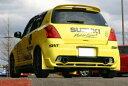 GP SPORTS EXAS EVO Tune マフラー スイフトスポーツ ZC31S 『JASMA認定 車検対応』 オールステンレス&チタンスライドテールマフラー…