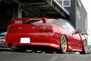 GP SPORTS EXAS EVO Tune マフラー Ver.2 180SX シルビア S13 『保安基準適合モデル』オールステンレス&チタンスライドテールマフラー…