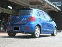 GP SPORTS EXAS EVO Tune マフラー ヴィッツ RS NCP91 『JASMA認定 車検対応』『車高短対応』オールステンレス&チタンスライドテール…
