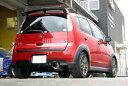 GP SPORTS EXAS EVO Tune マフラー コルトラリーアートVersion-R Z27AG 『Ver.1 チャンバー付き』『JASMA認定 車検対応』 オールステン…