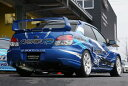 GP SPORTS EXAS EVO Tune マフラー インプレッサ WRX STi GDB アプライドE/F/G 『触媒後交換タイプ』『JASMA認定 車検対応』『車高短対…