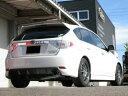 GP SPORTS EXAS EVO Tune マフラー インプレッサ S-GT/2.0GT GH8 『JASMA認定 車検対応』『車高短対応』オールステンレス&チタンスラ…