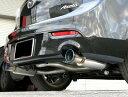 GP SPORTS EXAS EVO Tune マフラー マツダスピードアクセラ BL3FW 『リアピース交換タイプ』 『JASMA認定 車検対応』 オールステンレス…