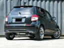 GP SPORTS EXAS EVO Tune マフラー SX4 YA11S YA41S 『JASMA認定 車検対応』『車高短対応』オールステンレス&チタンスライドテールマ…