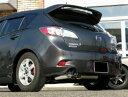 GP SPORTS EXAS EVO Tune マフラー アクセラスポーツ 20S/20C スカイアクティブ BLFFW 『JQR認定 新規制適合 車検対応』『車高短対応』…