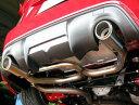 GP SPORTS 限定オリジナルマフラー リアマフラーS1 左右出し 86 ZN6 BRZ ZC6◆競技用 車検非対応◆ジーピースポーツ