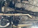 GP SPORTS EXAS Racing Exhaust S13 サブ付き! マフラー シルビア S13 オールステンレス◆ジーピースポーツ エグザス レーシングエ…