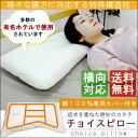 【送料無料】 チョイスピロー ホテル仕様 枕 マクラ まくら どんな寝姿勢でも快適に眠れるチョイスホテルズジャパンオ…