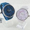 ペア腕時計 ボックス付き テンデンス 時計 ペアウォッチ ガリバー ブルー ピンク ガリバー TG730003TG730002 ブランド…