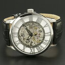 国内正規品 サルバトーレマーラ 時計 メンズ 手巻き 機械式 SM16101-SSWH ビジネス 男性 ブランド 時計 誕生日 お祝い…