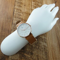 国内正規品サルバトーレマーラ時計選べる5カラーレザーウォッチ