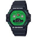 CASIO G-SHOCK Gショック ジーショック カシオ 腕時計 デジタル グリーン×ブラック 20気圧防水 海外モデル DW-5900RS…