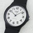 国内正規品 カシオ 時計 メンズ レディース 腕時計 スタンダードアナログ ブラック MQ-24-7B2LLJF ビジネス ユニセックス ブランド 誕生日 新生活 卒業 お祝い ギフト セレクト商品【