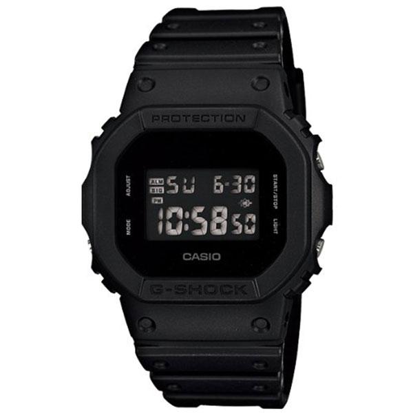 カシオ G-SHOCK ジーショック 腕時計 メンズ ソリッドカラーズ デジタル 20気圧防水 ブラック DW-5600BB-1 ビジネス 男性 ブランド 誕生日 お祝い プレゼント ギフト お洒落