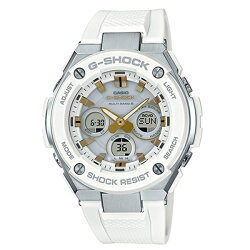 国内正規品カシオGショックジーショックメンズ腕時計電池交換不要!電波ソーラー高機能アナデジGST-W300-7AJF