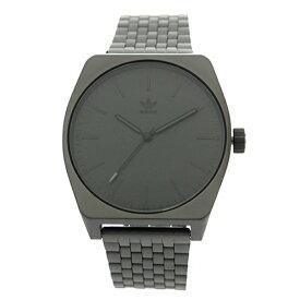 Adidas アディダス 時計 メンズ レディース 腕時計 男女兼用 プロセス シンプル ブラック ブレスレットウォッチ CJ6338 ビジネス 男性 女性 ユニセックス ペアにおすすめ ブランド 【仕事用】 誕生日 お祝い プレゼント ギフト お洒落