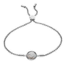 エンポリオアルマーニ ジュエリー ファッション アクセサリー BRACELET ブレスレット パール シルバー ステンレス EG3347040 男性 女性 ブランド 小物 誕生日 お祝い プレゼント ギフト お洒落