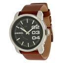 ディーゼル 時計 メンズ 腕時計 ブラック ブラウン DZ1513 ビジネス 男性 ブランド 【仕事用】 誕生日 新生活 卒業 お祝い ギフト セレクト商品【コンビニ受取可】