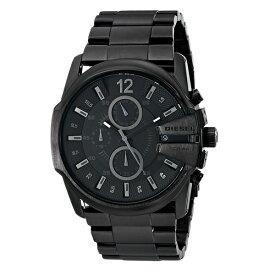 16f8554f34 ディーゼル 時計 メンズ 腕時計 ブラック ステンレス デイカレンダー クロノグラフ ストップウォッチ DZ4180 ビジネス 男性 ブランド