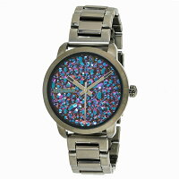 b50d9e760d PR ディーゼル 時計 レディース 腕時計 フレア ガンメタ レイン.