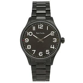 ポールスミス 時計 メンズ 腕時計 テンポ ブラック ステンレス ブラックケース ブラック文字盤 P10066 ビジネス 男性 時計 誕生日 お祝い プレゼント ギフト ブラックフライデー