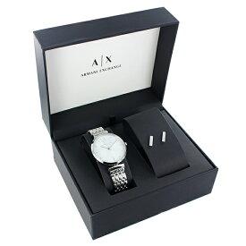 アルマーニエクスチェンジ スペシャルギフトボックスセット レディース 腕時計 ピアス 時計 アクセサリーセット AX7117時計 ブラックフライデー