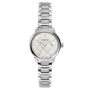 【ブラックフライデー】 BURBERRY バーバリー 時計 レディース 腕時計 クラシック シンプル シルバー ブレスレット お祝い 贈り物に BU10108 ビジネス 女性 ブランド 誕生日 お祝い クリスマスプレゼント ギフト