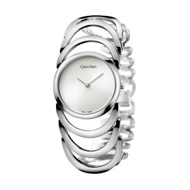 カルバンクライン CK スイス製 時計 レディース 腕時計 Body シルバー ステンレス アクセサリー K4G23126 ビジネス パーティー フォーマル 女性 女友達 彼女が喜ぶ ブランド 誕生日 お祝い プレゼント ギフト
