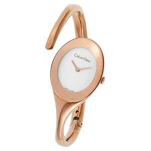 女性の魅力UP!ローズゴールド 個性的 可愛いバングルウォッチ レディース 腕時計 アクセサリー カルバンクライン 贈り物に K4Y2L616 ビジネス 女性 ブランド 時計 誕生日 お祝い クリスマスプレゼント ギフト お洒落