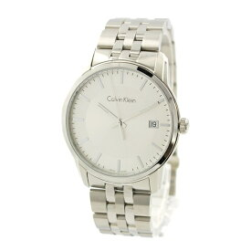 2677d77ba6 カルバンクライン CK 時計 メンズ 腕時計 インフィニート スーツに似合う シルバー ブレスレットウォッチ K5S31146 ビジネス