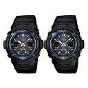 【海外モデル】CASIO G-SHOCK Gショック ジーショック おそろい ペアウォッチ 腕時計 タフソーラー 防水 多機能 AWG-M…