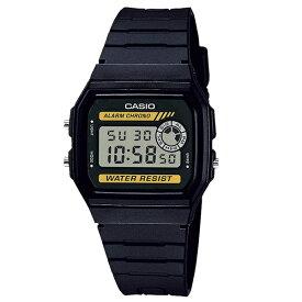 国内正規品 CASIO カシオ スタンダード 腕時計 軽い 防水 チープカシオ チプカシ メンズ レディース レトロ デジタル ブラック F-94WA-9JF ビジネス インスタ 誕生日 お祝い ギフト