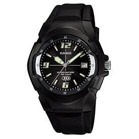 国内正規品 CASIO カシオ スタンダード 腕時計 メンズ 水に強い ウォーキング サイクリング 夜釣り 防水 チプカシ 樹脂バンド MW-600F-1AJF ビジネス インスタ 誕生日 お祝い ギフト