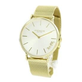 コーチ 時計 レディース 腕時計 PERRY ペリー ゴールド メッシュ ステンレス 14503125 ビジネス 女性 ブランド 誕生日 お祝い プレゼント ギフト