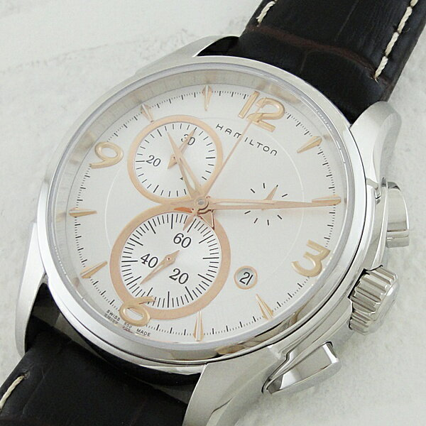 ハミルトン 時計 メンズ 腕時計 ジャズマスター シービュー クロノグラフ H32612555 ビジネス 男性 ブランド 誕生日 お祝い クリスマスプレゼント ギフト お洒落