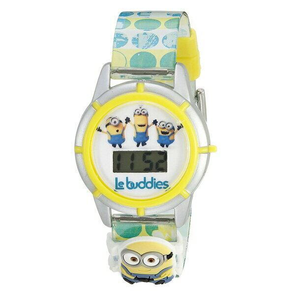 Universal Pictures ユニバーサル ピクチャーズ 腕時計 キッズ デジタル ミニオンズ マルチカラー プラスチック MINSKD010 男の子 女の子 子供用 誕生日 お祝い クリスマスプレゼント ギフト お洒落