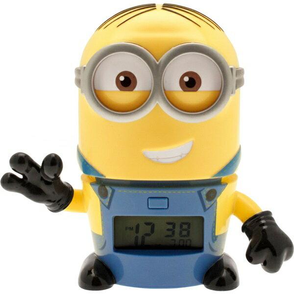 LEGO WATCH BULBBOTZ キッズ おしゃべり 光る目覚まし時計 ミニオンズ デイブ 置き時計 デジタルクロック 2021241 男の子 女の子 子供用 誕生日 お祝い クリスマスプレゼント ギフト お洒落