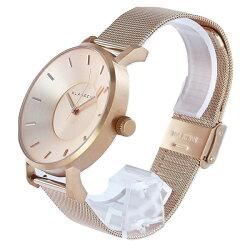 KLASSE14クラス14時計メンズレディース腕時計Volareローズゴールドメッシュブレスレット42mmVO14RG003M