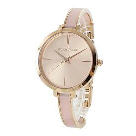 マイケルコース ブレスレット バングル 時計 レディース アクセサリー 腕時計 女性 誕生日 プレゼント 10代 20代 30代 ピンク ピンクゴールド MICHAEL KORS