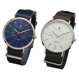 国内正規品 ペア腕時計 ボックス付き サルバトーレマーラ 時計 ペアウォッチ SM15117-PGNVPGSM15117-SSWHSV ビジネス 男女 ペアセット カップル ブランド 時計 誕生日 お祝い プレゼント ギフト