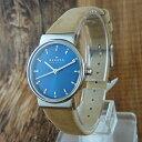 スカーゲン 時計 レディース 腕時計 アンカー クリスタル ブルー文字盤 SKW2191 ビジネス 女性 ブランド 誕生日 お祝…
