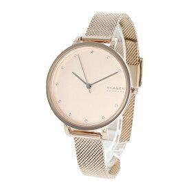 スカーゲン 時計 レディース 北欧 腕時計 Hagen ハーゲン 34ミリ ピンクゴールド メッシュ ステンレス SKW7205 時計 誕生日 お祝い ギフト