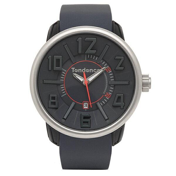 テンデンス 時計 メンズ レディース ユニセックス 腕時計 ガリバー ブラック TG730004 男性 ブランド 時計 誕生日 お祝い クリスマスプレゼント ギフト お洒落