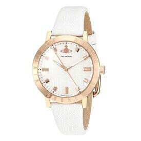 ヴィヴィアン ウエストウッド レディース 腕時計 ブルームズベリー 白 ホワイト レザー VV152WHWH 時計 誕生日 お祝い プレゼント ギフト ブラックフライデー