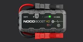 NOCO(ノコ) リチウムイオンジャンプスターター GB70