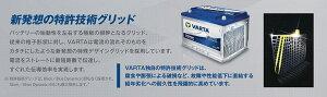 G14VARTA595-901-085バルタ輸入車用バッテリーシルバーダイナミックAGM595901085ドイツ製